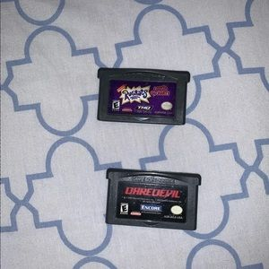Other - Game boy games